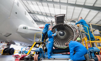 aerospace turbine